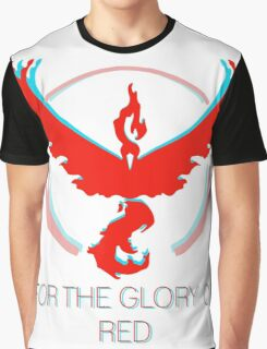 Team Valor - For The Glory Graphic T-Shirt