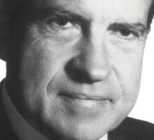 Nixon Sticker
