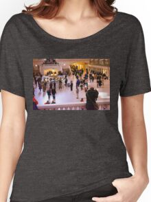 Grand Central Station Women's Relaxed Fit T-Shirt