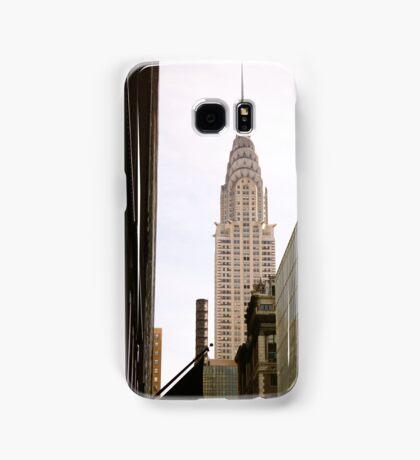 Chrysler Building Samsung Galaxy Case/Skin