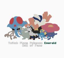 Twitch Plays Pokemon - Pokemon Emerald - Final Six by KatyM