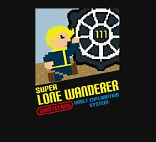 Super Lone Wanderer - Vault Exploration Unisex T-Shirt