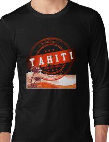 TAHITI Cool n' Sexy Island Long Sleeve T-Shirt
