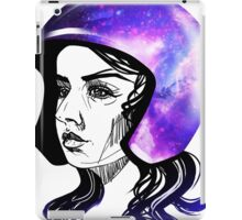 Space helmet iPad Case/Skin