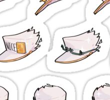 Daily Hats Sticker