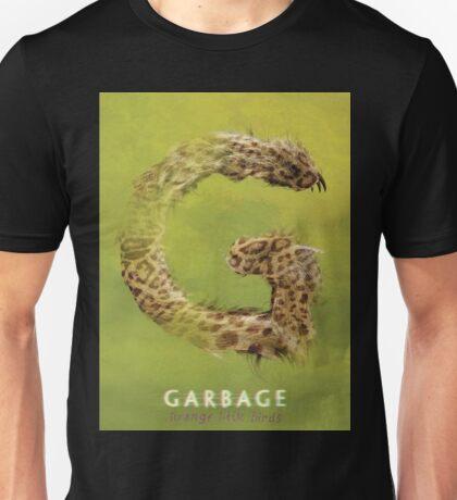 Dwi04 Garbage Tour 2016 Unisex T-Shirt