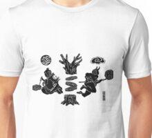 Love Letter teal Unisex T-Shirt