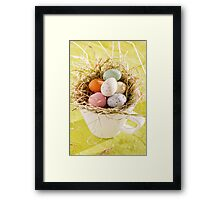 Cup LIfe Framed Print