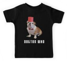 Dogtor Who Kids Tee