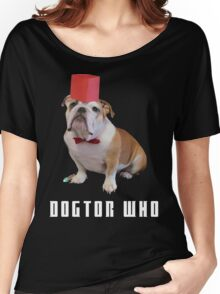 Dogtor Who Women's Relaxed Fit T-Shirt