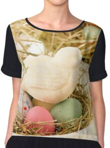 Mother and Childs Chiffon Top