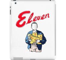 Eleven's Waffles iPad Case/Skin