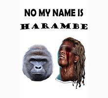 Harambe and Young Thug Unisex T-Shirt