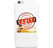 TAHITI Summer Time iPhone Case/Skin