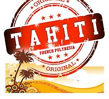TAHITI Summer Time by dejava