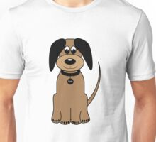 I LOVE MY DOGS_2 Unisex T-Shirt
