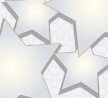 background stars Sticker