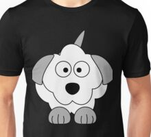 I LOVE MY DOGS_3 Unisex T-Shirt