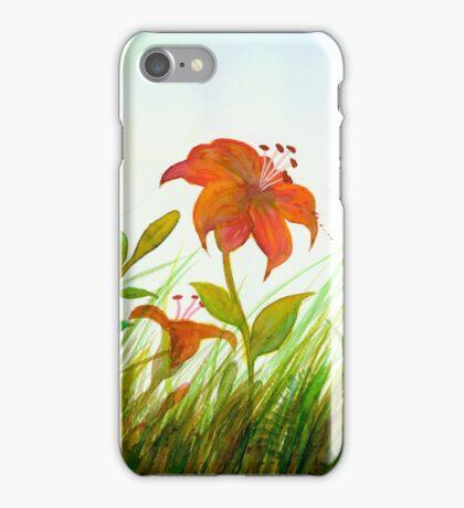 Flower III iPhone Case/Skin