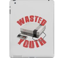 Wasted Youth iPad Case/Skin