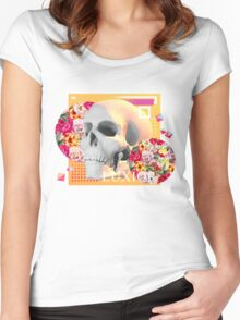 Luxior Women's Fitted Scoop T-Shirt