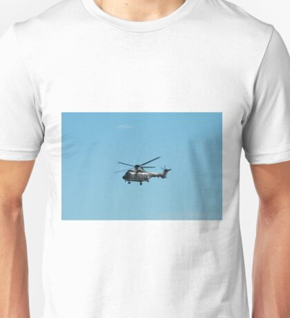 Swiss Air Force Super Puma Helicopter  Unisex T-Shirt
