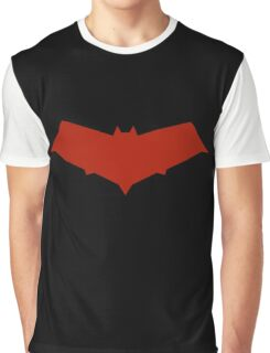 Under the Red Hood Graphic T-Shirt