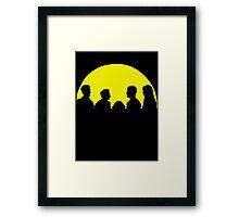Loser Eclipse Framed Print