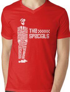 The Specials  Mens V-Neck T-Shirt