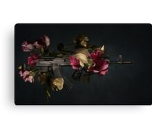 Guns 'n roses Canvas Print