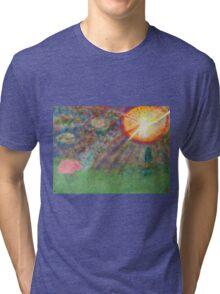 7 Tri-blend T-Shirt