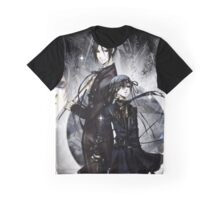back to back in reprose monochrome status Graphic T-Shirt