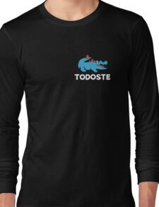 Todoste dark Long Sleeve T-Shirt