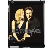 Gillian and David aka Schmoopies iPad Case/Skin