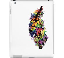 Colorful feather iPad Case/Skin