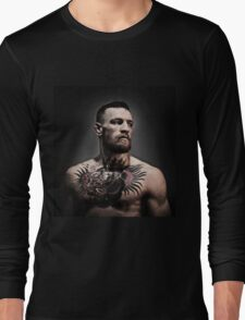 McGREGOR THE NOTORIOUS Long Sleeve T-Shirt