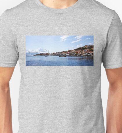 Downtown Nimborio Unisex T-Shirt