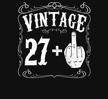 Vintage middle finger salute 28th birthday gift funny 28 birthday 1988 Unisex T-Shirt