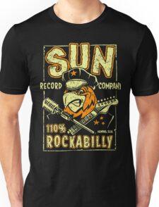 Sun Records : 110 % Rockabilly Unisex T-Shirt