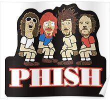 PHISH Group Poster