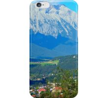 Silz, Land Tirol, Austria iPhone Case/Skin