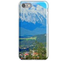 Silz, Land Tirol, Austria iPhone Case/Skin