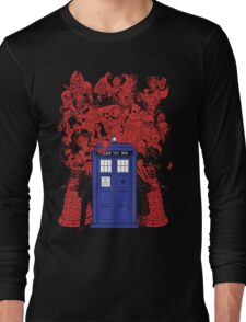 They Have The Phone Box... Long Sleeve T-Shirt
