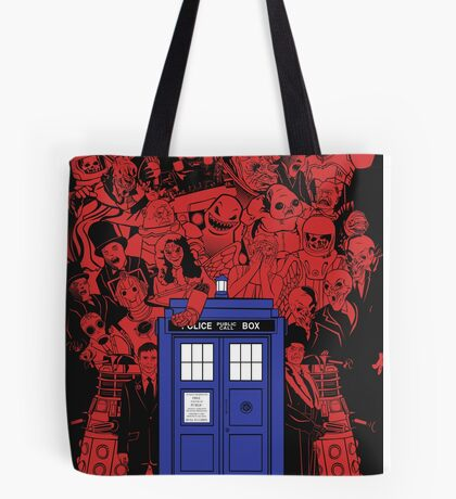 They Have The Phone Box... Tote Bag