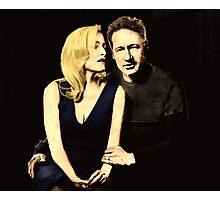 Gillian and David aka Schmoopies Photographic Print