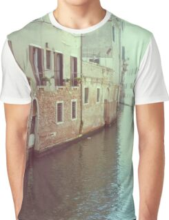 Canals Graphic T-Shirt