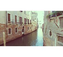 Canals Photographic Print