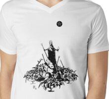 The High Ground Mens V-Neck T-Shirt