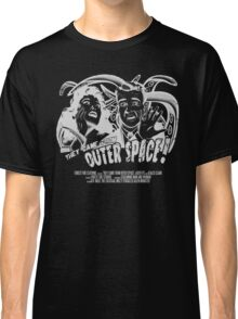 They Came From Outer Space! - Black Edition Classic T-Shirt