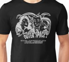 They Came From Outer Space! - Black Edition Unisex T-Shirt